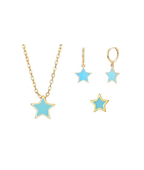 Pack Estrellas Turquesa