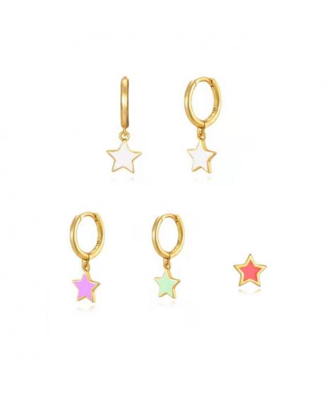 Pack Estrellas Esmaltadas