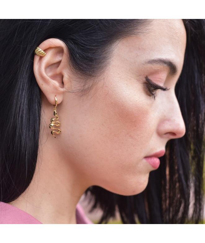 Ear cuff Gallonado Oro