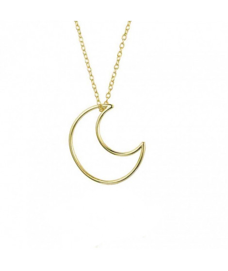 Colgante Luna Lunera Oro
