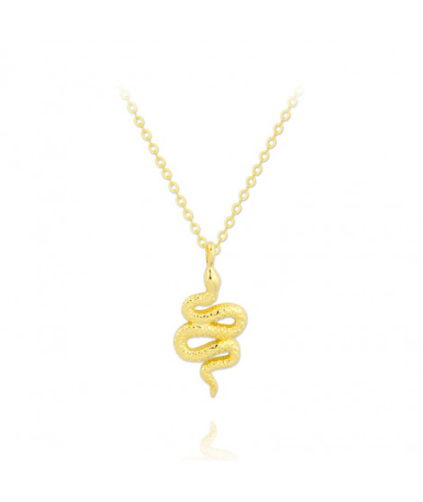 Colgante Snake Oro