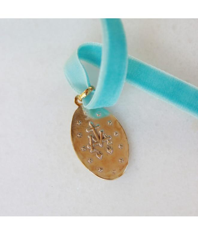 Medalla de la Milagrosa Ovalada