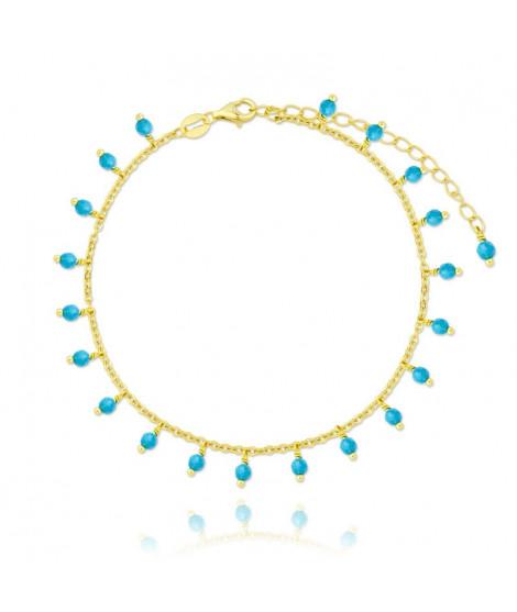 Tobillera Turquoise