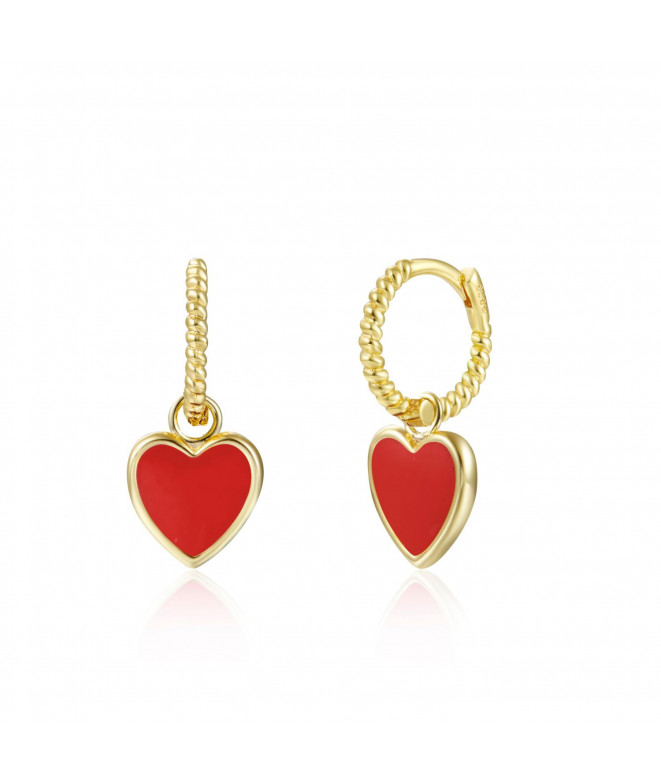 Charm Red Love