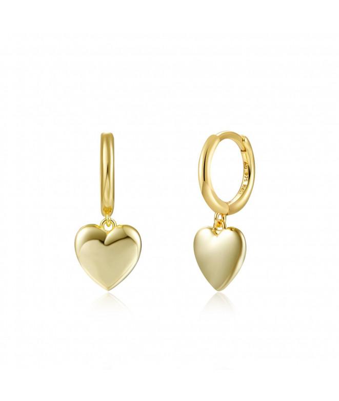 Pendientes Gold Love