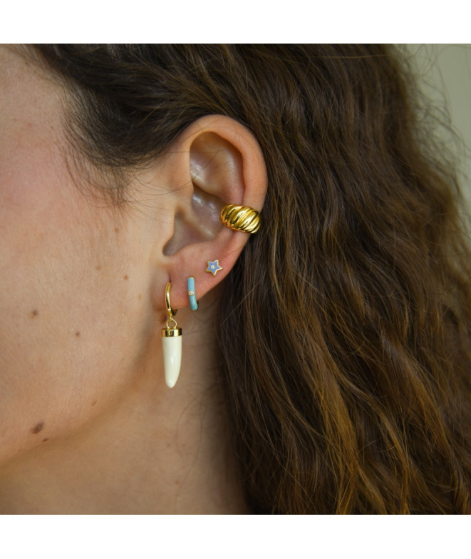 Ear cuff Gallonado Oro