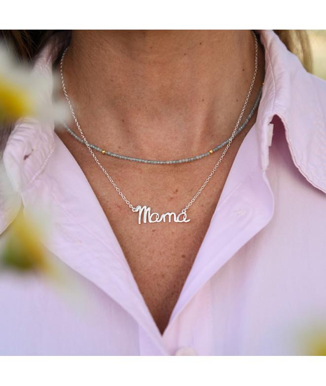Collar Mineral Apatita