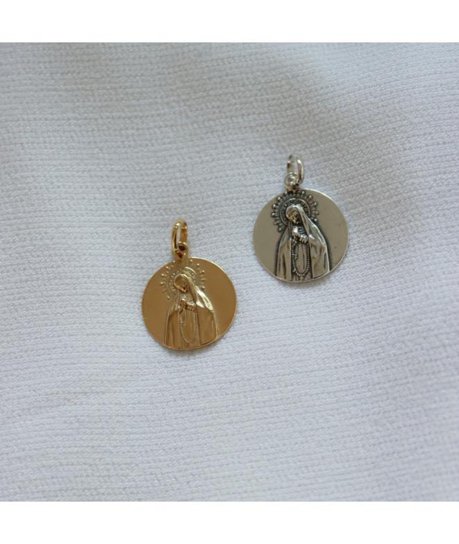Medalla Virgen de la Paloma