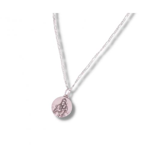 Cadena Necklace Plata 50 cm