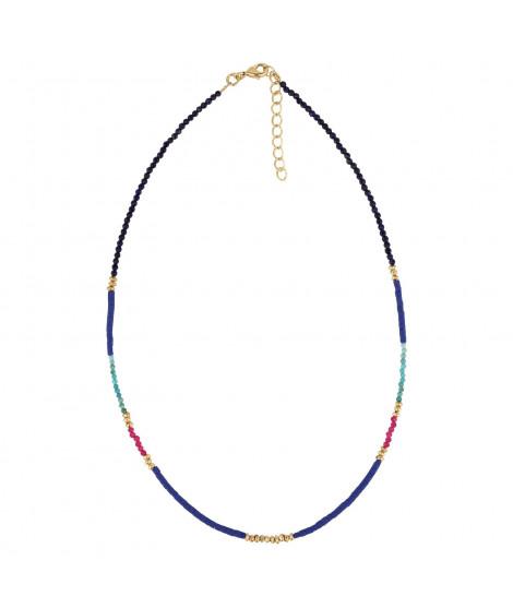 Collar Summer Lapislazuli
