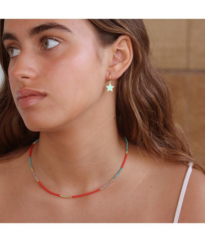 Collar Summer Coral
