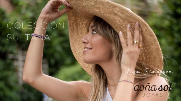 Colección SULTANA. Lisa Simppson x Doña Sol